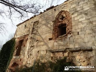 Monasterio de Bonaval - Cañón del Jarama - Senderismo Guadalajara; senderismo burgos